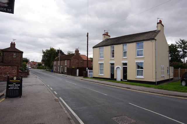 Main Street, Bubwith