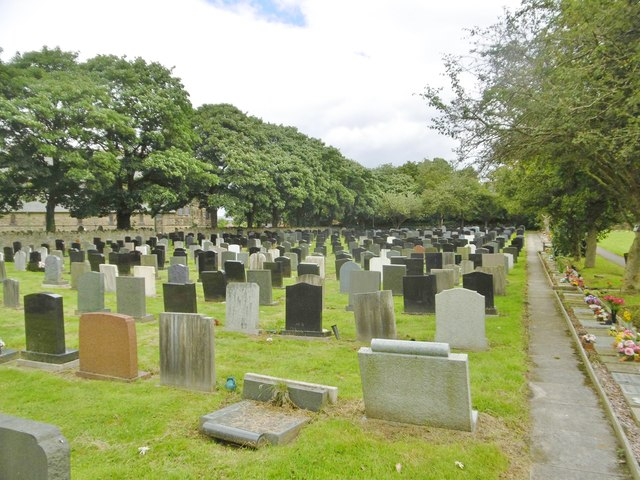 Rainford, churchyard