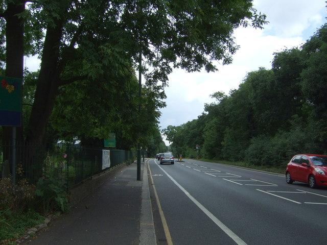 Woodford New Road (A104)