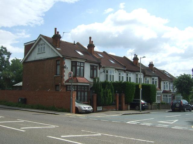 Houses on Empress Avenue