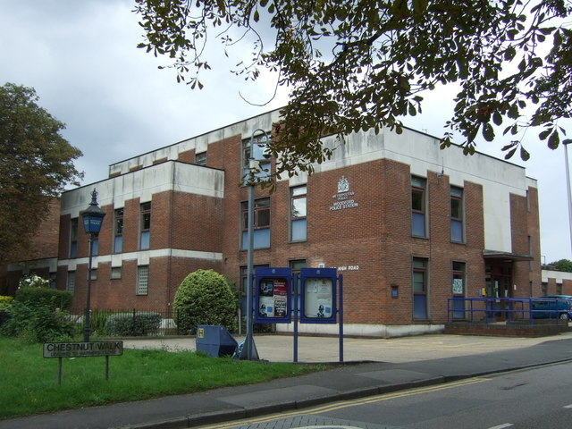 Woodford Police Station