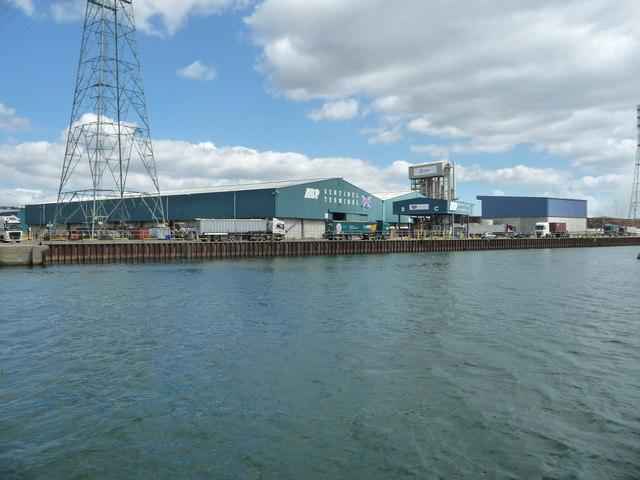 Sentinel Terminal, Cliff Quay, Ipswich
