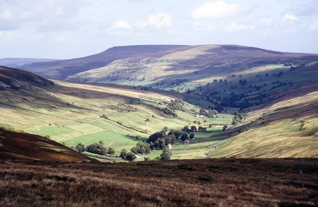 Walden Moor and Walden dale