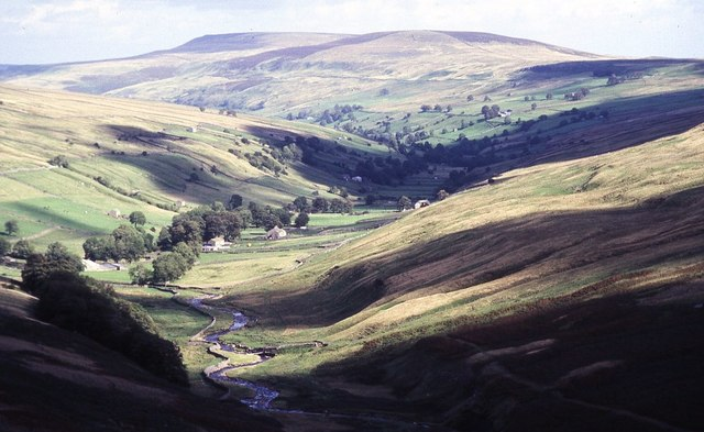 View into Walden Dale