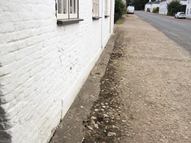 A benchmark on Houghton main street