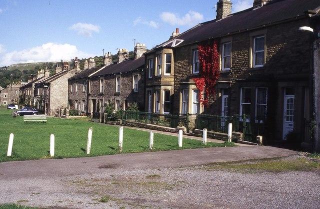 Houses in West Burton