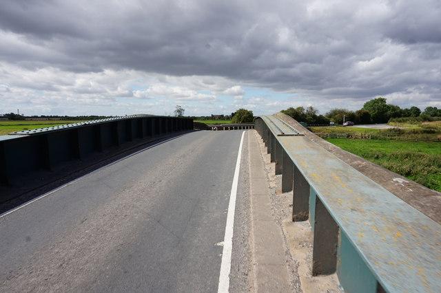 Derwent Bridge near Bubwith