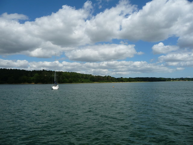 The River Orwell, near Mulberry Middle