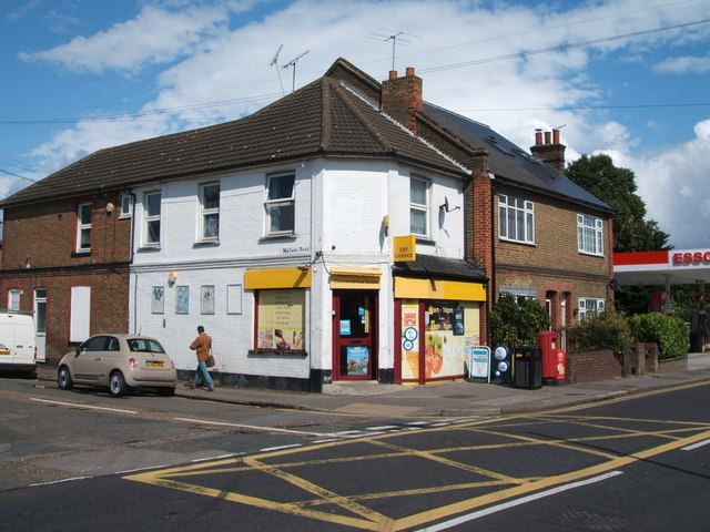 Off licence on Rainsford Road, Chelmsford
