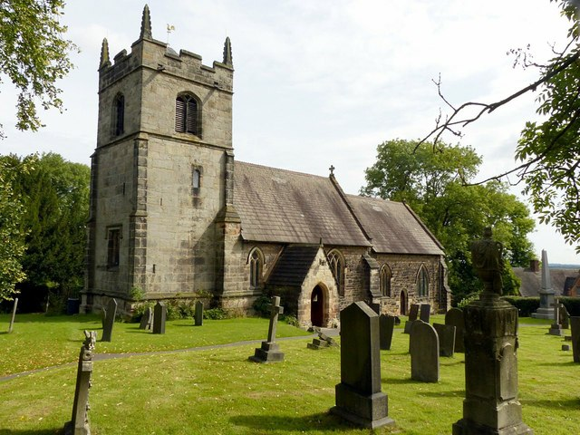 Church of St Michael, Stanton-by-Dale