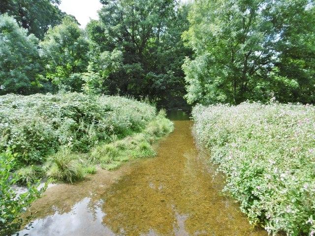 Bersham, Afon Clywedog