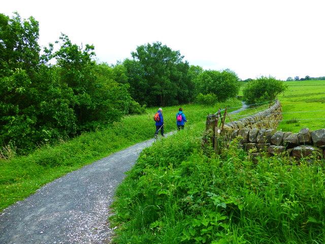 The Six Dales Trail at Fewston Reservoir