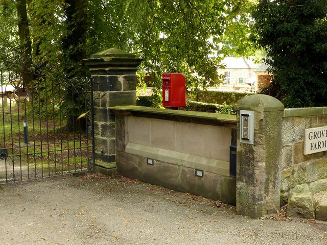 Gateway to Grove Farm, Stanton-by-Dale