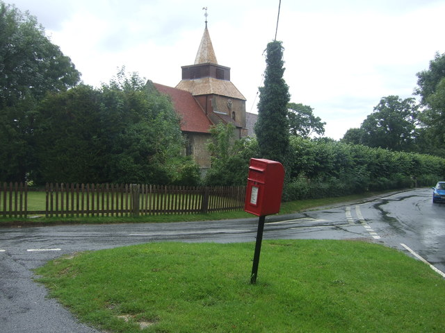Church of St Nicholas, Fyfield