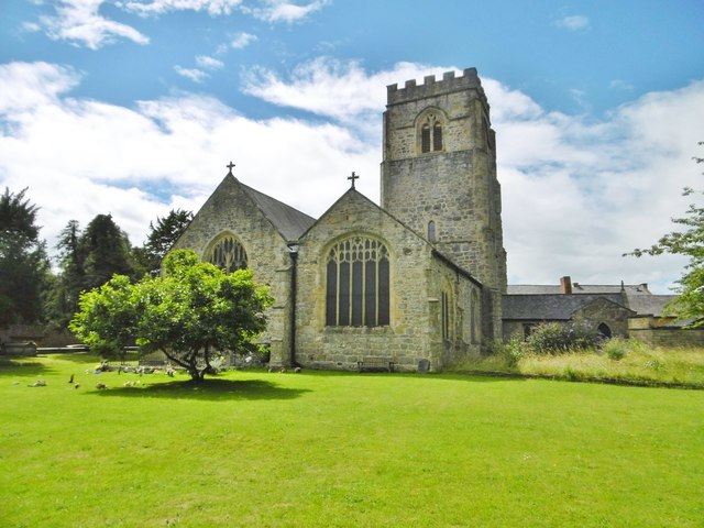 Chirk, St. Mary's