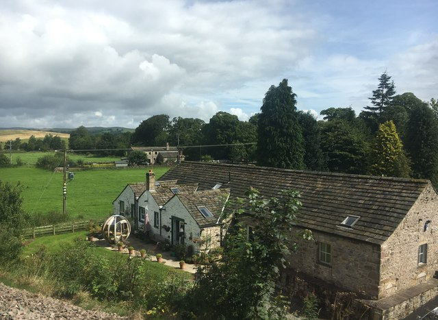 House beside the railway