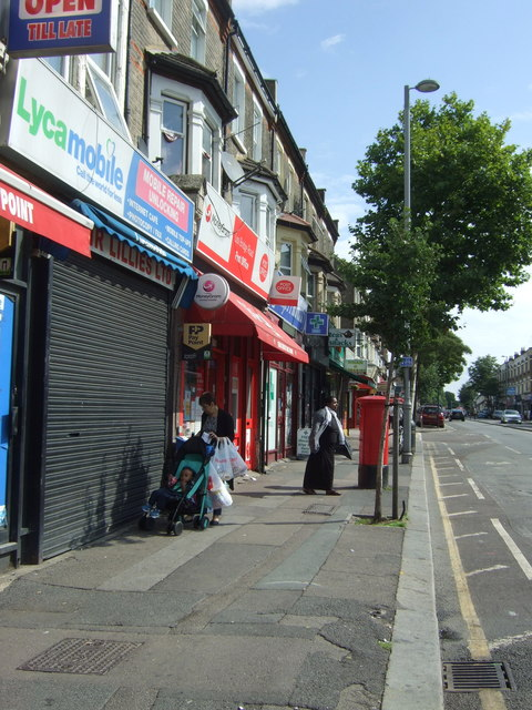Lea Bridge Road Post Office, London E10