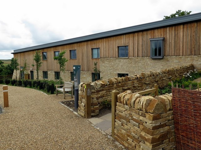 Youth Hostel at 'The Sill'