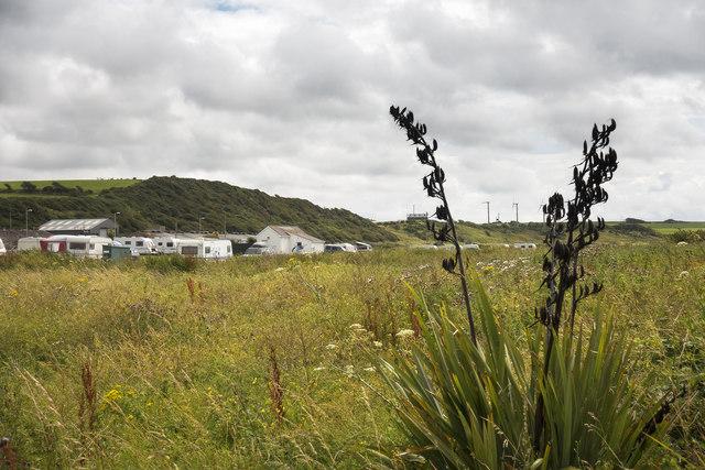 King's Green Caravan Park - Port William