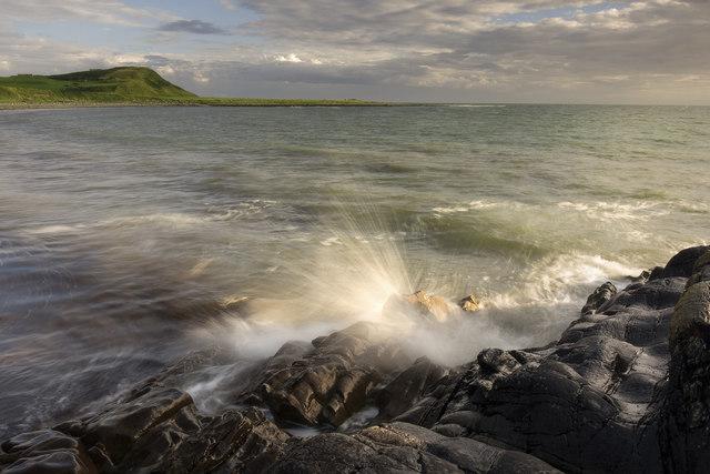 Front Bay - Monreith