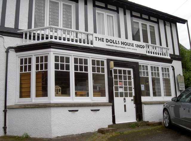 The Dolls House in Blagdon
