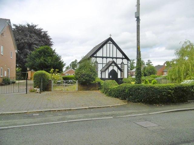 Chirk, Catholic church