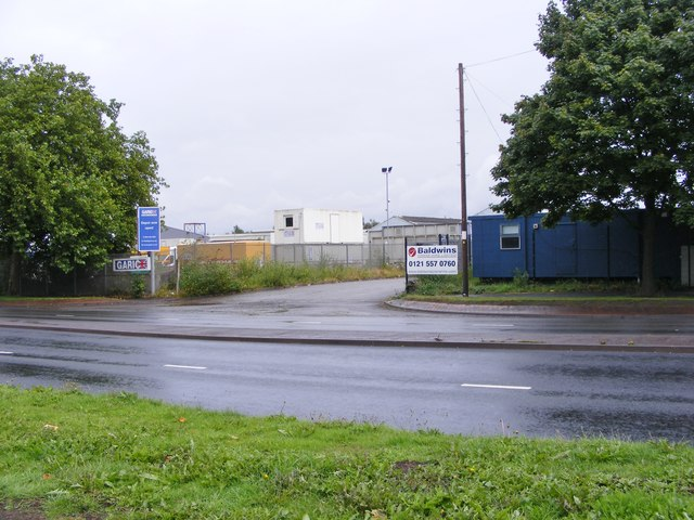 Baldwins Entrance
