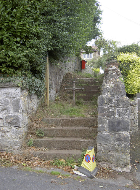 Footpath to Blagdon Combe