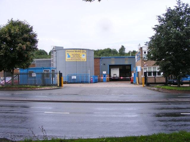 Thomas Dudley Ltd