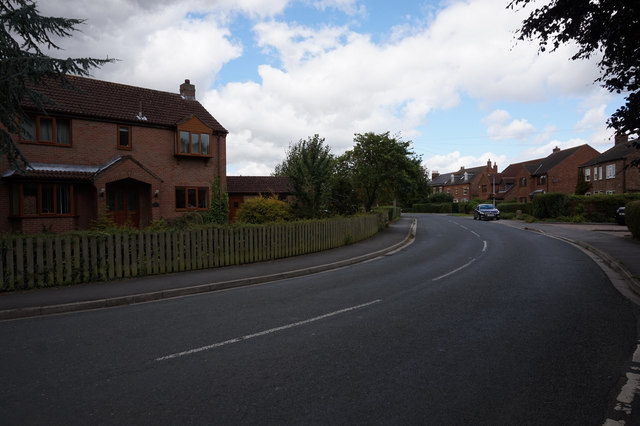 Main Street, North Duffield