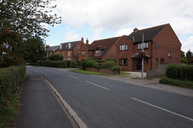 Main Street, North Duffield