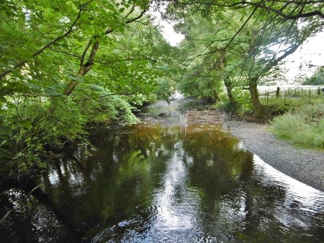 Pontfadog, Afon Ceiriog