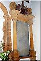 ST4919 : Thomas Napper monument, St Margaret's Church, Tintinhull by Bill Harrison