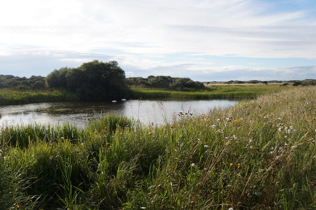 Marl Loch, Aberlady Bay