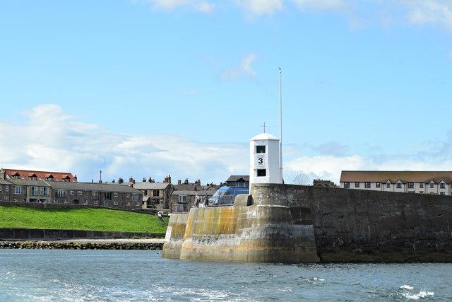 North Sunderland  Harbour