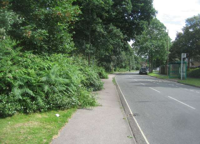 Cherrywood Road