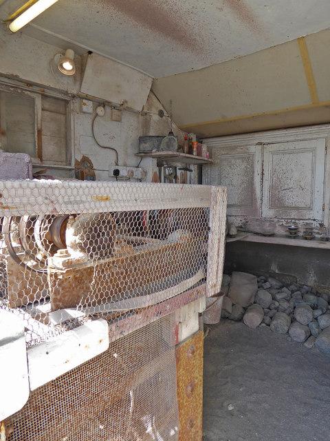 Serpentine workshop - now gone