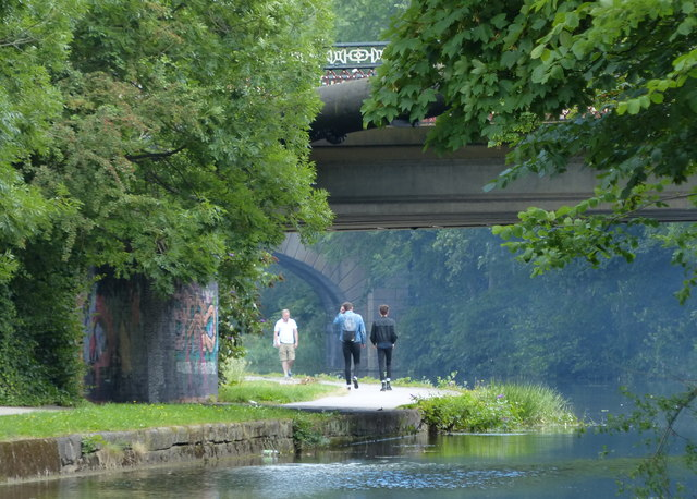 Leeds and Liverpool Canal at Armley, Leeds