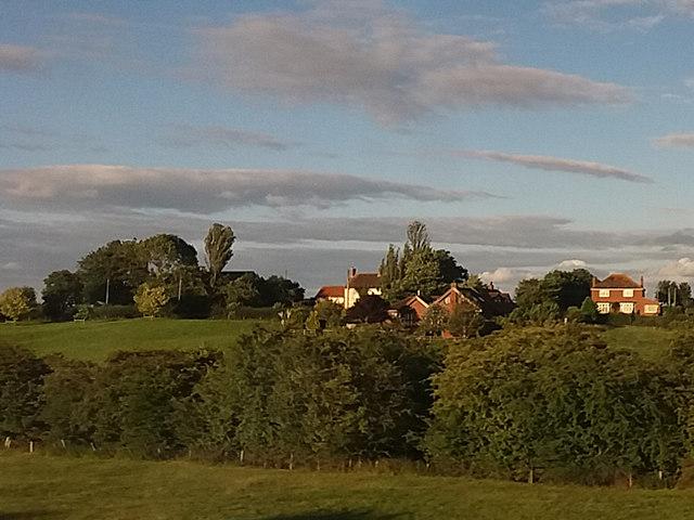 Houses on Birkby Lane