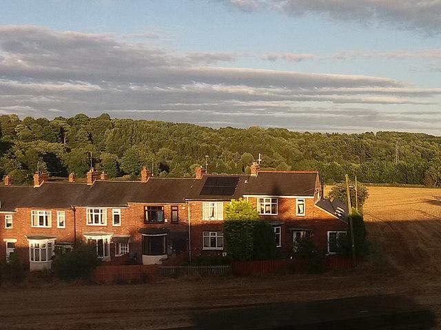 Farewell View, Langley Moor
