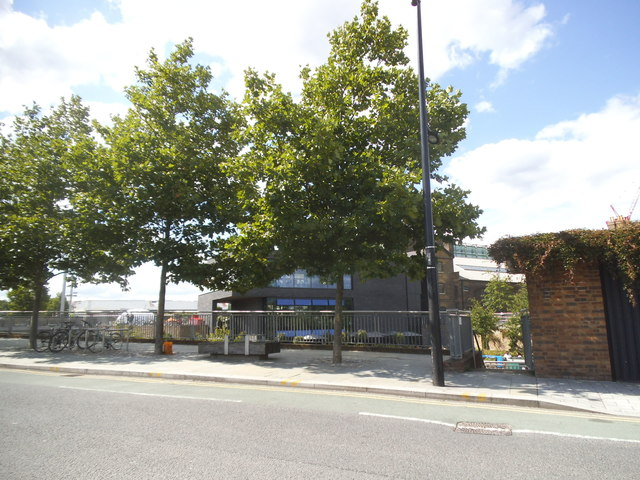 Goods Way, King's Cross