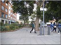 TQ3179 : Plaza on Waterloo Road by David Howard