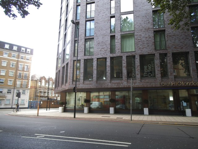 The Hotel H10 on Waterloo Road