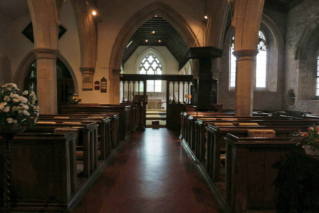 The Nave in Bartholomew