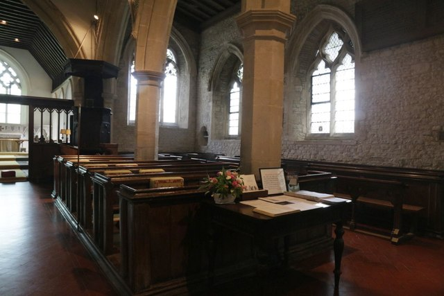 To the South Aisle