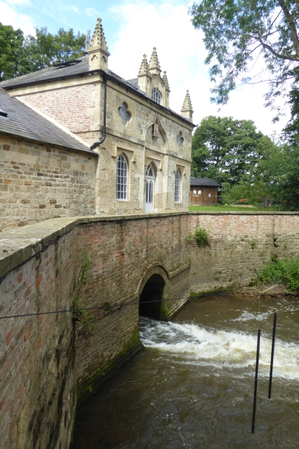Howsham Mill and outflow