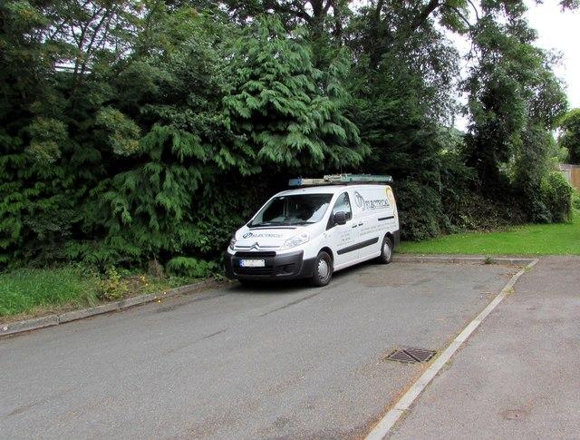 O.D.Electrical van in Mardy