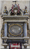 SX9292 : Bidgood Monument, Exeter Cathedral by Julian P Guffogg