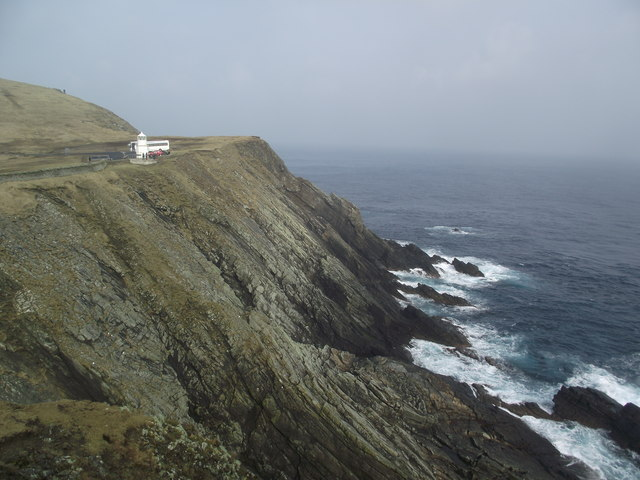 Muckle Roe Light
