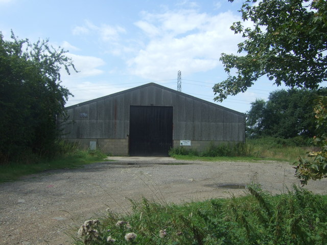Farm building, Creeds Farm